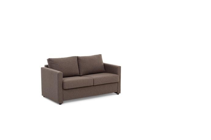 Oppsiktsvekkende Max 2-seter moderne sovesofa - liten og nett med oppbevaring for VS-09