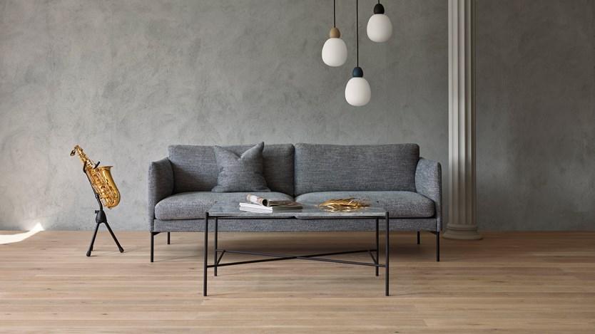 Elegante Sofa Moderne Klassiker Med God Sittekomfort Fra Hovden